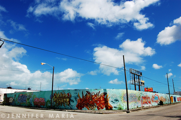Wall of Fame, Miami
